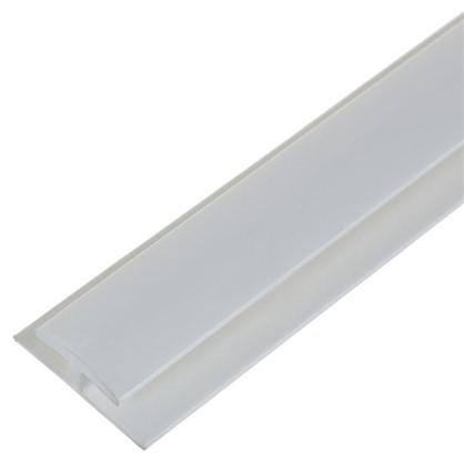 Купить Профиль стыковочный 2000 мм 99ШК цвет белый дешевле