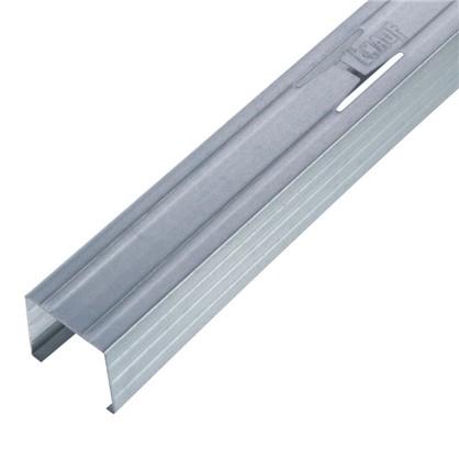 Купить Профиль стоечный (ПС) Knauf 50x50x3000 мм дешевле