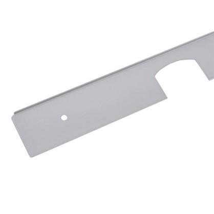 Купить Профиль угловой 28 мм R3 RAL9006 дешевле