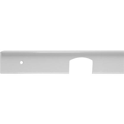 Купить Профиль угловой 38 мм R3 RAL9003 дешевле