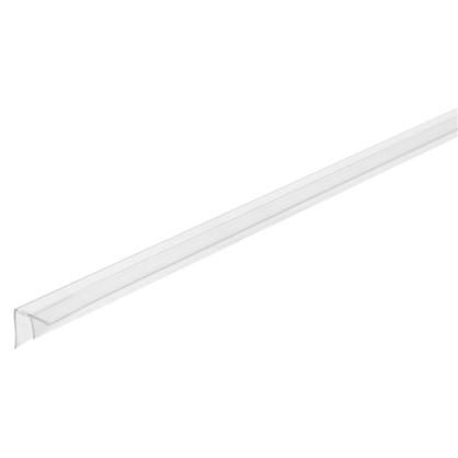 Профиль угловой F-образный для стеновой панели 60х0.4 см пластик