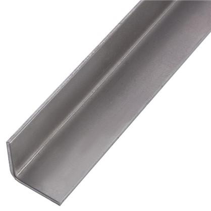Профиль-уголок 25х25х2 мм без отверстий без покрытия