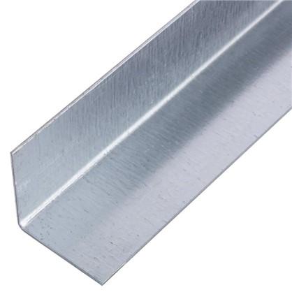 Профиль-уголок 40х40х1 мм без отверстий оцинкованный
