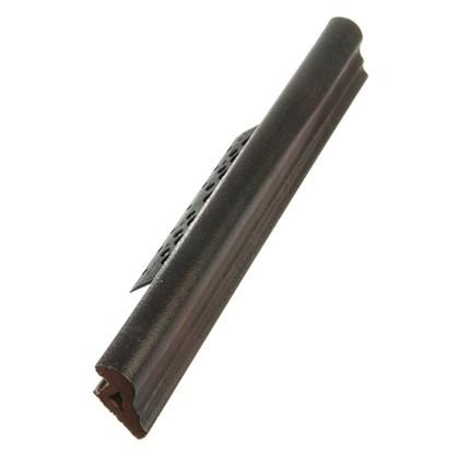 Купить Профиль закладной №202 для ступени 5х36 см цвет коричневый дешевле