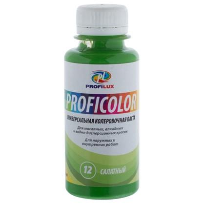 Купить Профилюкс Profilux Proficolor №12 100 гр цвет салатовый дешевле