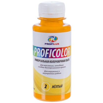 Профилюкс Profilux Proficolor №2 100 гр цвет желтый
