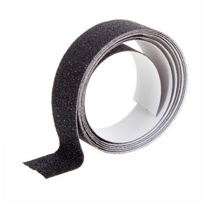 Купить Противоскользящая лента 25х1500 мм цвет черный дешевле