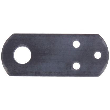 Проушина для замка 100х40 мм сталь без покрытия