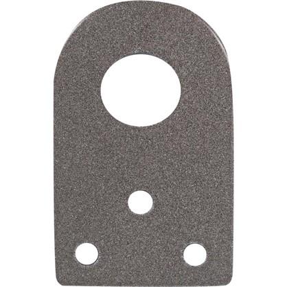 Проушина для замка прямая d 16 мм 65х40х2.5 мм 1 шт.