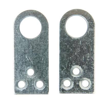 Проушина для замка прямая Pzp 70х30х2 мм 2 шт.