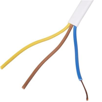 Купить Провод гибкий ПУГНПбм 3х1.5 мм 100 м дешевле