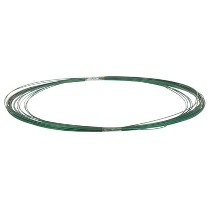 Купить Проволока с полимерным покрытием длина 50 м дешевле