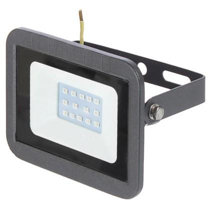 Прожектор светодиодный Volpe 10 Вт 160 Лм IP65 цвет синий