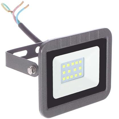 Купить Прожектор светодиодный Volpe 10 Вт 600 Лм IP65 цвет зеленый дешевле