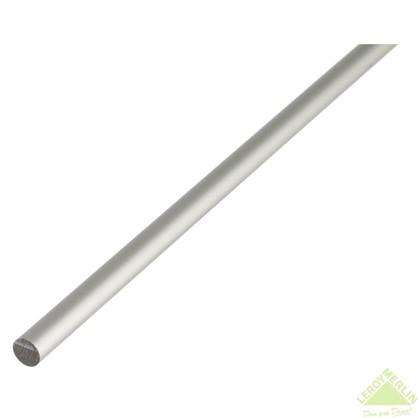 Купить Пруток Gah Alberts 5x1000 мм алюминий цвет серебро дешевле