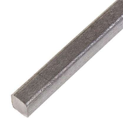 Пруток Gah Alberts квадратный 6x6x2000 мм сталь цвет серый