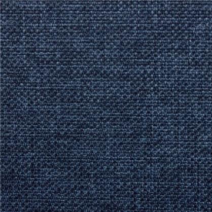 Купить Пуф складной с отделением для хранения 38x38x38 см цвет голубой недорого