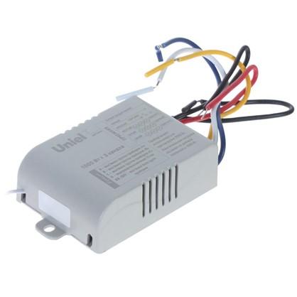 Пульт управления освещением Uniel 3 канала 1000 Вт 30 м
