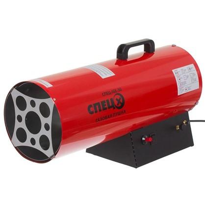 Газовая тепловая пушка 33 кВт