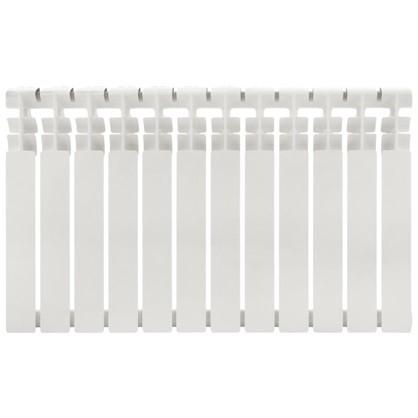 Биметаллический радиатор 500/80 12 секций