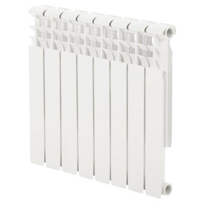 Биметаллический радиатор 500/80 8 секций