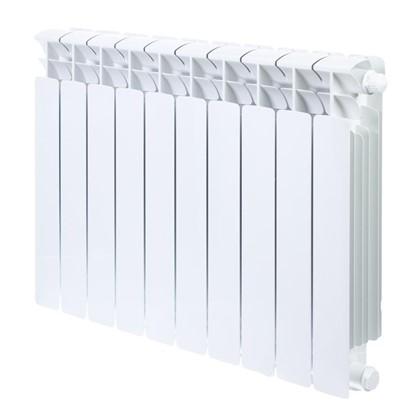 Биметаллический радиатор RIFAR В 500 10 сек нижнее подключение