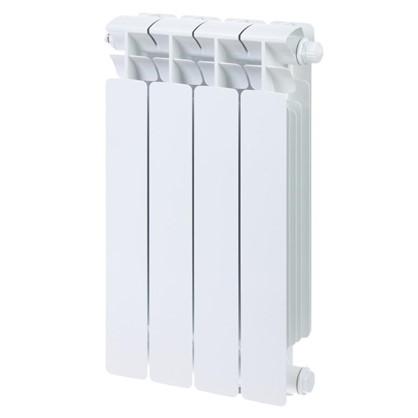Биметаллический радиатор RIFAR В 500 4 сек нижнее подключение