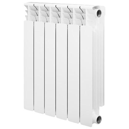 Биметаллический радиатор Equation 500/100 6 cекций