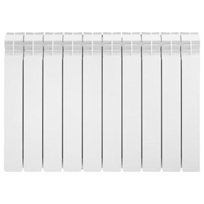 Алюминиевый радиатор Equation 500/90 10 cекций