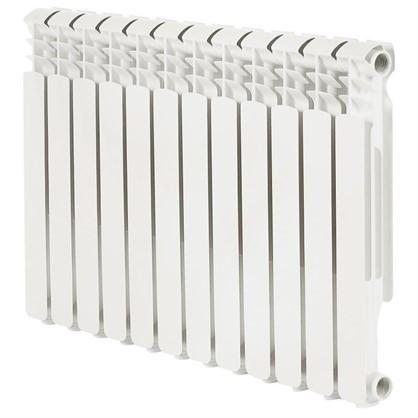 Алюминиевый радиатор Monlan 500/70 12 секций