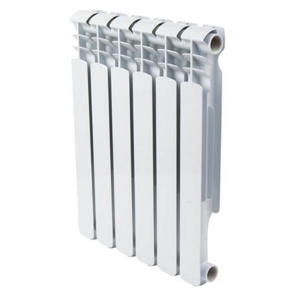 Алюминиевый радиатор Monlan 500/70 6 секций