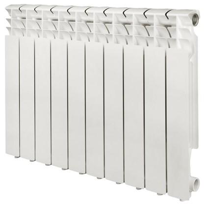 Алюминиевый радиатор Monlan 500/80 10 секций