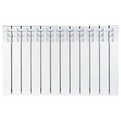 Алюминиевый радиатор Monlan 500/80 12 секций