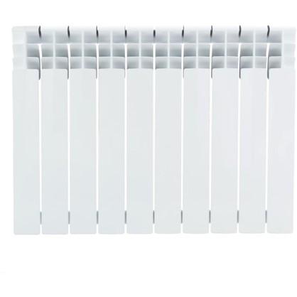 Алюминиевый радиатор Monlan 500/96 10 секций