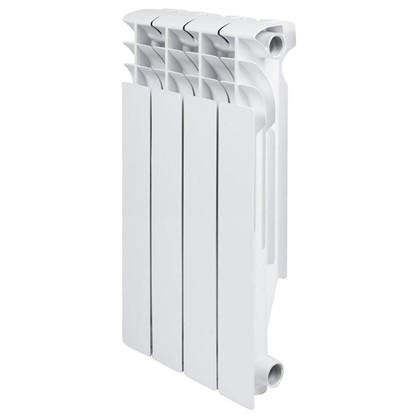 Алюминиевый радиатор Monlan 500/96 4 секции