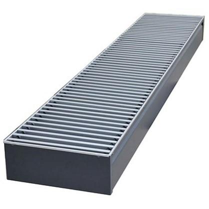Стальной радиатор напольный Бриз 260х80х1000 см