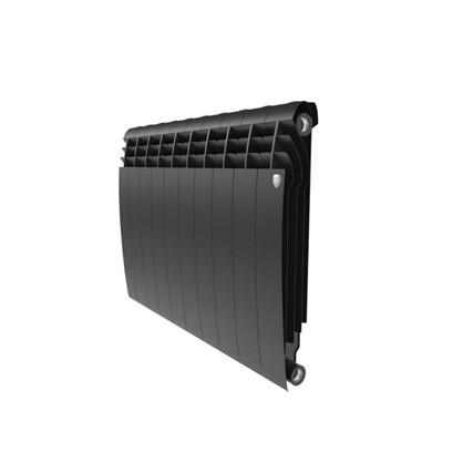 Биметаллический радиатор Royal Thermo BIliner 500/10 Noir Sable