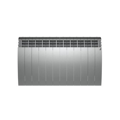 Биметаллический радиатор Royal Thermo BIliner 500/12 Silver Satin