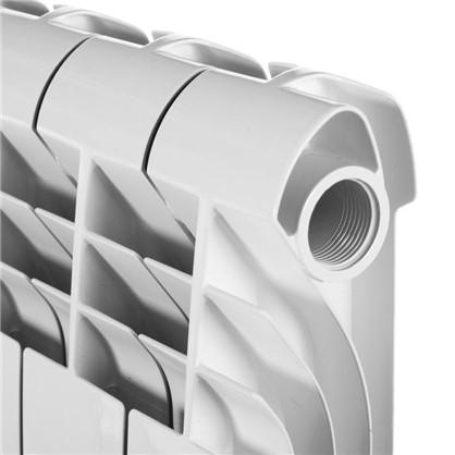 Биметаллический радиатор Royal Thermo BIliner 500/4 Silver Satin