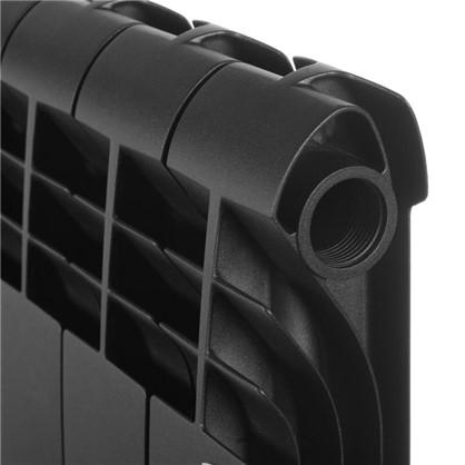 Биметаллический радиатор Royal Thermo BIliner 500/6 Noir Sable