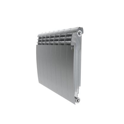 Купить Биметаллический радиатор Royal Thermo BIliner 500/8 Silver Satin дешевле