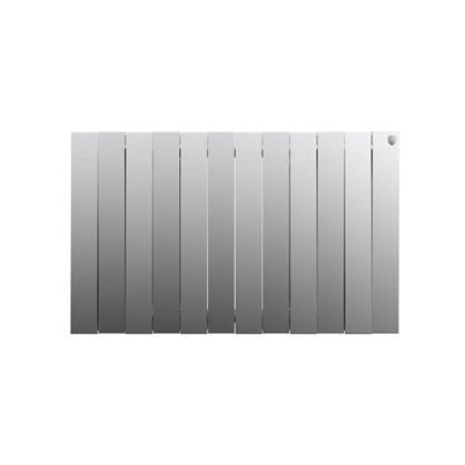 Биметаллический радиатор Royal Thermo Pianoforte500/12 Silver Satin