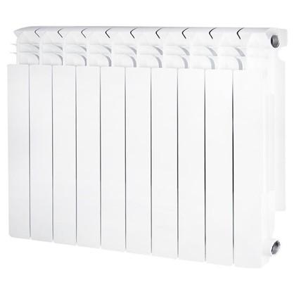 Алюминиевый радиатор Тепломир 500/96 10 секций