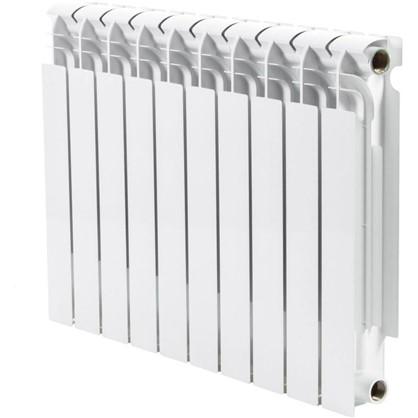 Биметаллический радиатор Тепломир 500/96 10 секций