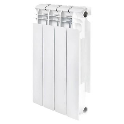 Алюминиевый радиатор Тепломир 500/96 4 секции