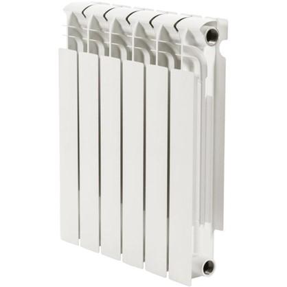 Биметаллический радиатор Тепломир 500/96 6 секций