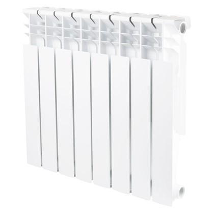 Алюминиевый радиатор Тепломир 500/96 8 секций