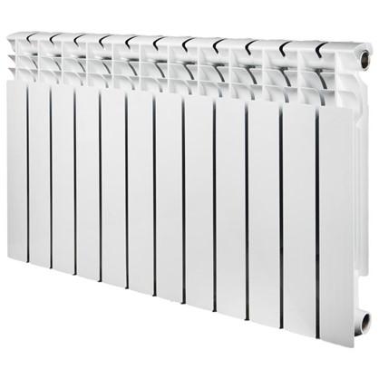 Биметаллический радиатор Тепломир B 500/80 12 секций
