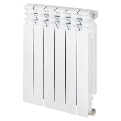 Биметаллический радиатор Тепломир В 500/80 6 секций