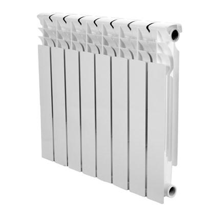 Биметаллический радиатор Тепломир В 500/80 8 секций